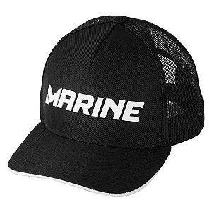 Boné Pescador Marine - Preto