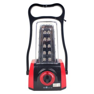 Lampião de Led Recarregável YG-5706 220 Lumens