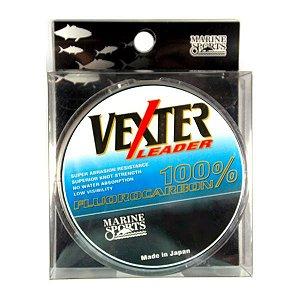 Linha Fluorocarbon MS Vexter 50m - 12lbs 0.31mm