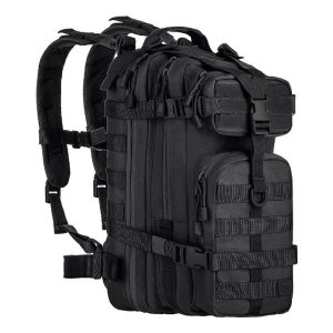 Mochila Invictus Assault 30L - Preto
