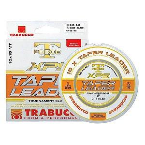 Arranque Progressivo Trabucco XPS 0.23-0.57mm - 10x15m