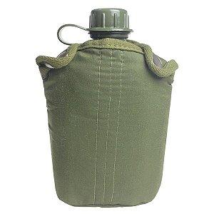 Cantil Plástico NTK 900ml com Capa - Verde