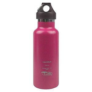 Garrafa Térmica Inox Bpa Free LiquidSafe 500ml - Vinho