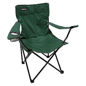 Cadeira Dobrável de Camping NTK Alvorada - Verde