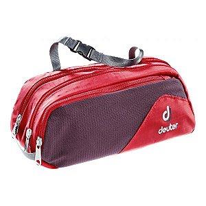 Necessaire Deuter Wash Bag Tour II Vermelha