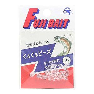 Miçanga Rotor Japonesa G Incolor 16pçs