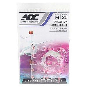 Miçanga Rotor ADC MRM 4mm - 20pçs