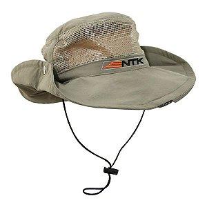 Chapéu Panamá com Lanterna NTK - Caqui