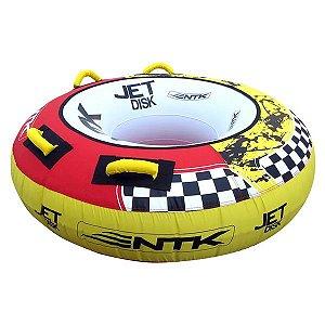 Boia Rebocável Individual NTK Jet Disc com 4 Alças