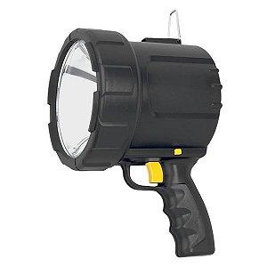 Refletor Tocha 12V NTK 1.500.000V Cabo 3.5m c/ trava de foco