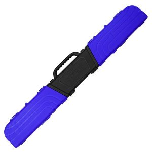 Porta Varas Caixa Retrátil MS-RH08 - Azul (1.5m Até 2.2m)