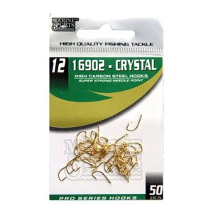 Anzol MS Crystal 16902 #12 - 50pçs