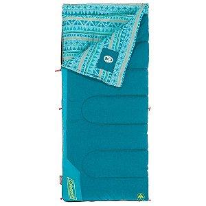 Saco de Dormir Infantil Coleman Kids - Azul