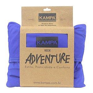Rede de Descanso Kampa Adventure - Azul