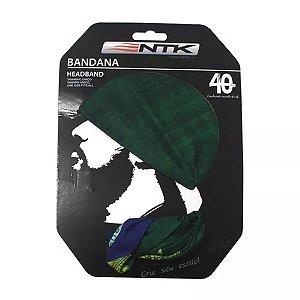 Bandana Headband FPS 50+ NTK - Brazil