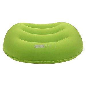 Travesseiro Inflável Azteq Pill - Verde