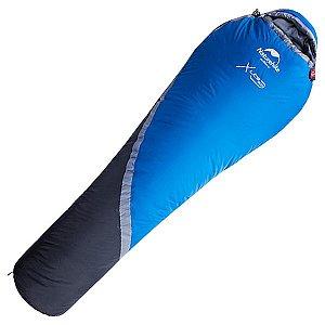 Saco de dormir Naturehike X Lite 300 +5°C / 0°C - Azul