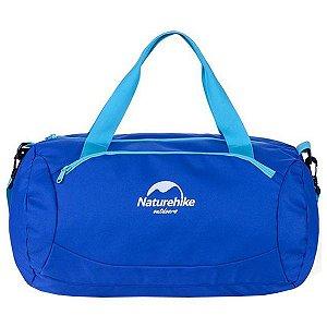 Mini Bolsa Naturehike Duffel Wet And Dry 20L - Azul