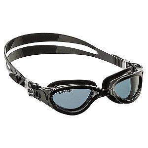 Óculos de Natação Cressi Flash - Preto/Fumê