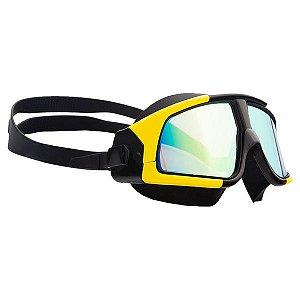Óculos JetSki Cetus Snook Silicone HD Lens Espelhado - PT/AM