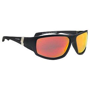 Óculos Polarizado Yara Dark Vision 01852 - Lente Vermelho Espelhado