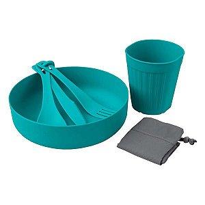 Kit de Cozinha Sea to Summit Deltalight Solo Set Azul