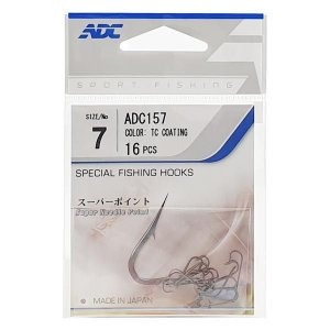 Anzol ADC 157 (Sem Olhal)