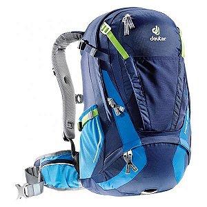Mochila Deuter Trans Alpine 30L - Azul