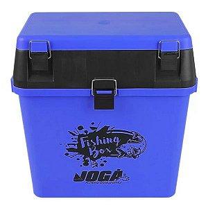 Caixa para Pesca Jogá Fishing Box - Azul