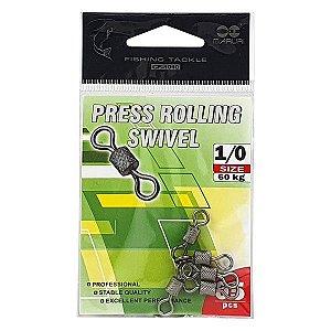Girador Maruri Press Rolling Swivel