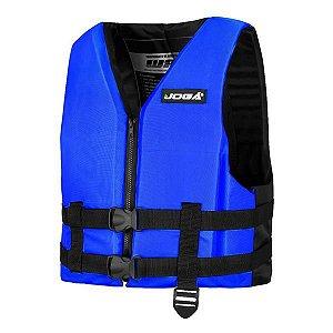 Colete Salva Vidas Jogá Wave 40kg - Azul