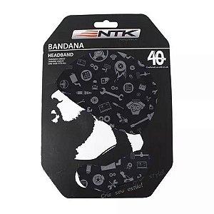 Bandana Headband FPS 50+ NTK - Mechanik