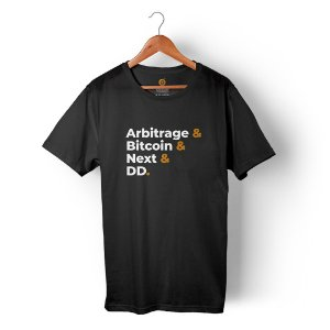Camiseta Arbitrage