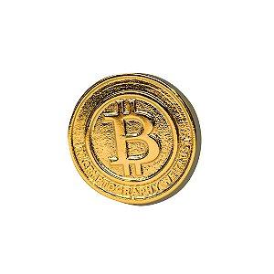 Moeda Personalizada Bitcoin DD