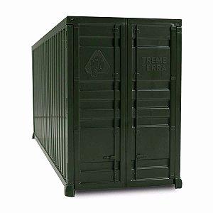 Mini Container Multiuso Treme Terra Verde