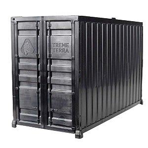 Mini Container Multiuso Treme Terra Preto