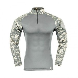 Combat Shirt Raptor Camuflado Digital ACU Invictus