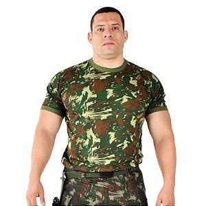 Camiseta Masculina Camuflada Elite Especial Eb Helanca Light
