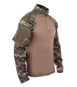 Combat Shirt Camuflada Army Combat ACU Bravo