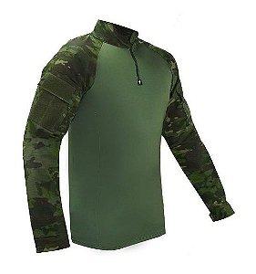 Combat Shirt Camuflada Tropic Bravo