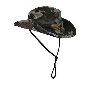 Chapéu Boonie Hat Camuflada Urbano - Atack