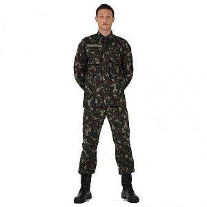 Farda De Combate Camuflada Exército Brasileiro - Elite