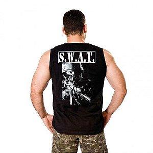 Regata Estampada SWAT Algodão