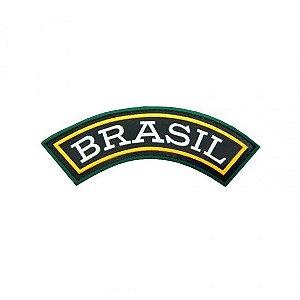 Tarjeta Emborrachada Brasil Colorida