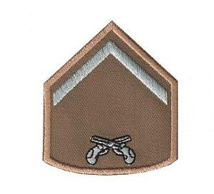 Divisa Bordada 2ª Classe Pmsc