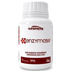 ENZYMASE ENZIMAS DIGESTIVAS NUTRIPHARME 30 comp.