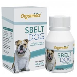 Sbelt Dog Organnact 40ml