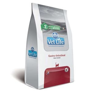 FARMINA VET LIFE GATOS GASTRO INTESTINAL 2KG