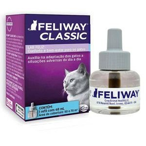 Feliway Refil para Difusor 48 Ml Gatos