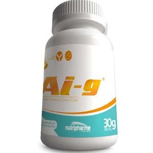 Suplemento Vitamínico para Cães Ai-g 30gr Nutripharme